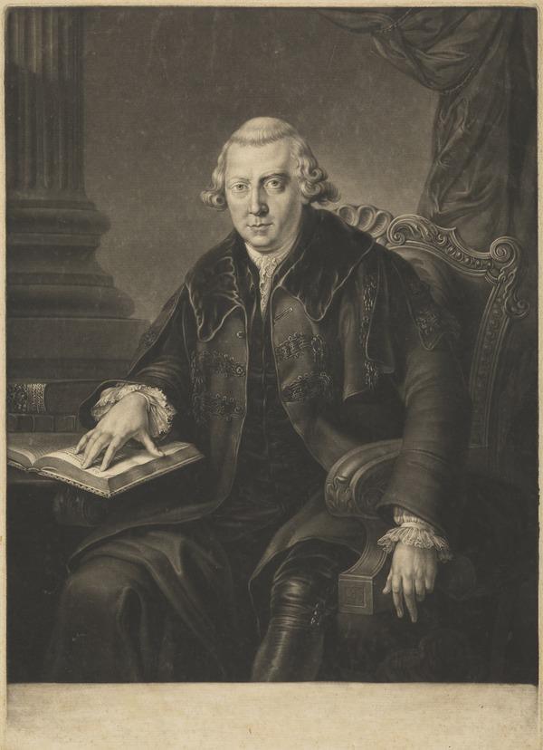 Professor John Gregory, 1724 - 1773 (Published 1774)