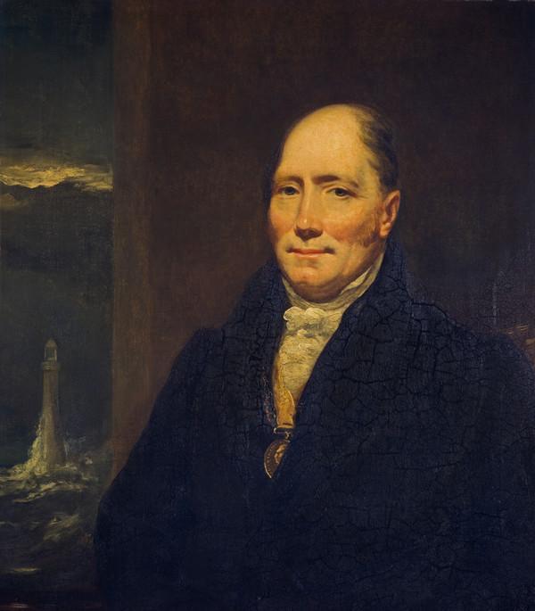 Robert Stevenson, 1772 - 1850. Lighthouse engineer (About 1833)