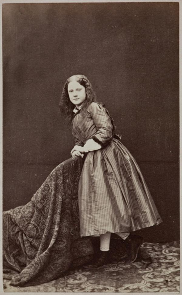 Lady Alexina Duff (August 1863)