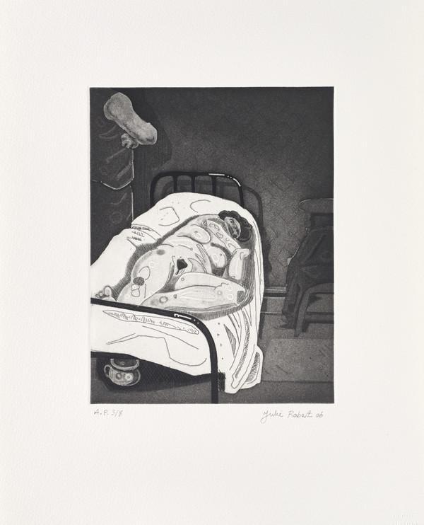 L'Affaire de Camden Town (from Sickert's Shadow Portfolio) (2006)