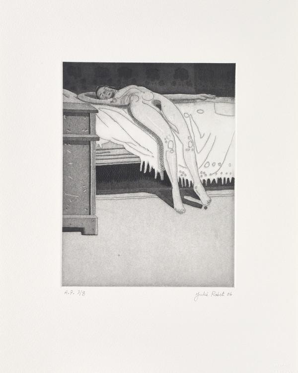 La Maigre Adeline (from Sickert's Shadow Portfolio) (2006)
