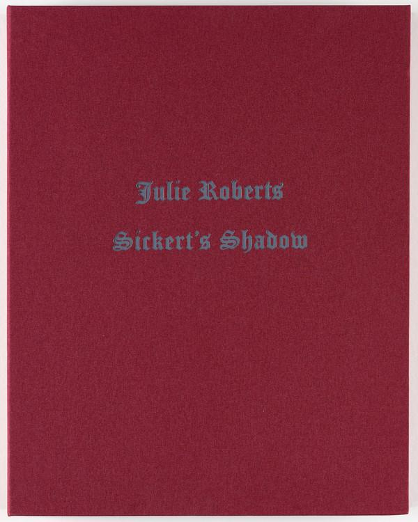 Sickert's Shadow Portfolio: box