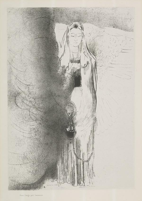 And the Angel took the Censer (1899)