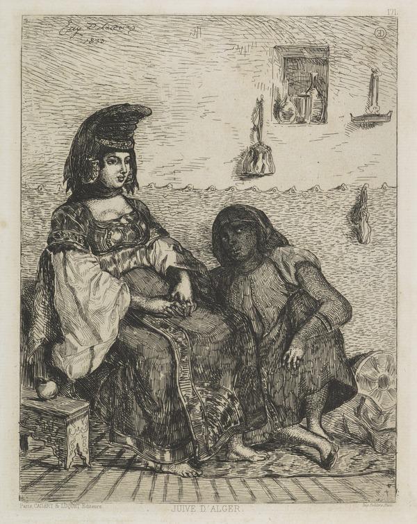 Juive d'Alger (1833)