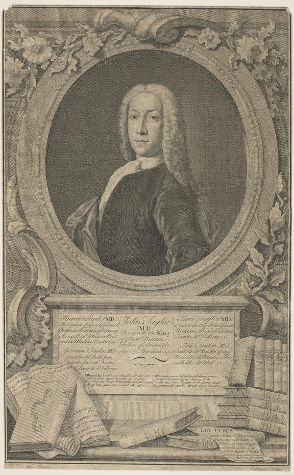John Taylor, M.D., (1705-1772), Oculist to the King