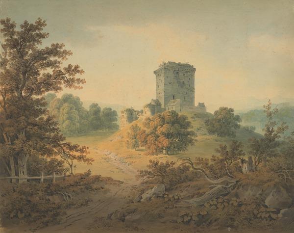 Borthwick Castle (About 1802 - 1803)
