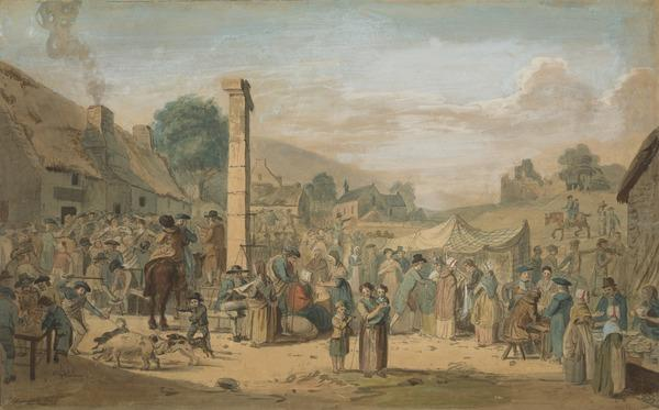 Oldhamstocks Fair (Dated 1796)