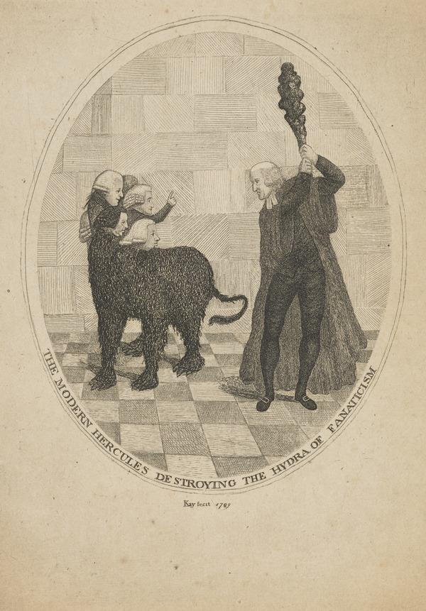 Rev. Alexander Carlyle, 1722 - 1805. Divine and pamphleteer (1838)