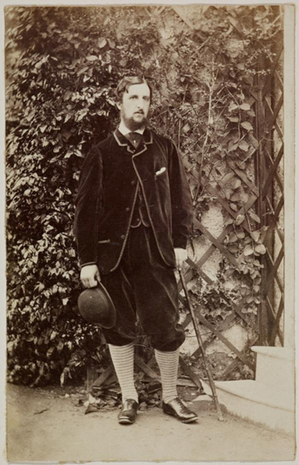 The Earl of Brecknock (August 1863)