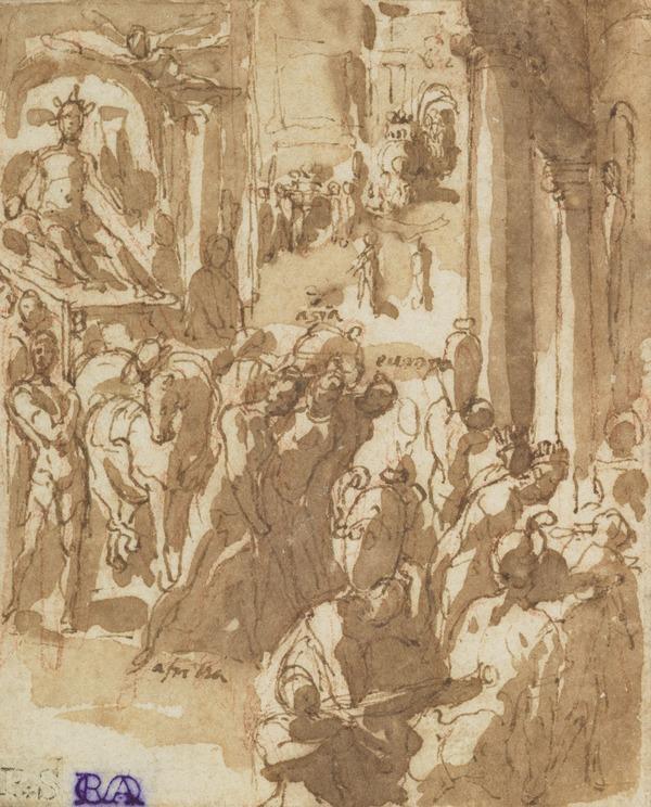 A Triumphal Procession