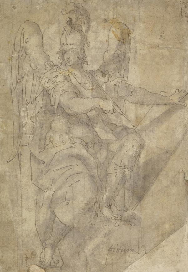 Allegorical Figure of 'Painting'