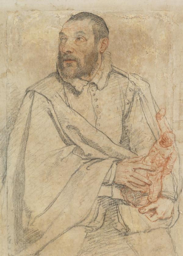 Portrait of Giambologna (Giovanni da Bologna)