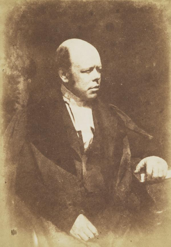 Rev. Andrew Gray, 1805 - 1861. Of the West Church, Perth. Free Church minister [a] (1843 - 1847)