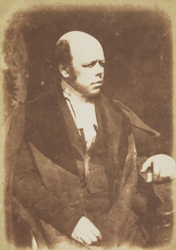 Rev. Andrew Gray, 1805 - 1861. Of the West Church, Perth. Free Church minister (1843 - 1847)