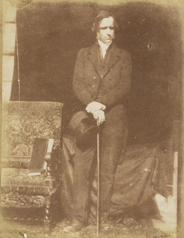 Rev. Dr Thomas Guthrie, 1803 - 1873. Preacher and philanthropist [a] (1843 - 1847)