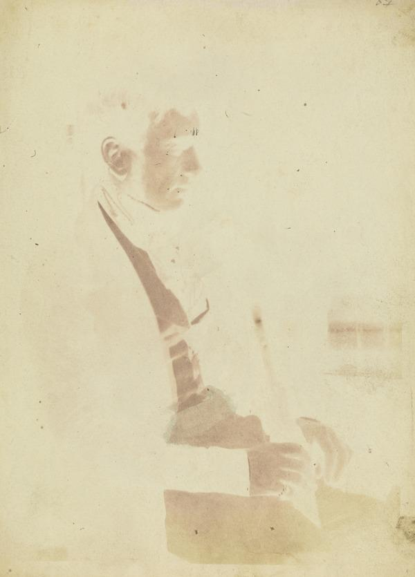 The Honourable Sir Frederick William Grey, 1805 - 1878. Rear-Admiral (1 October 1844)