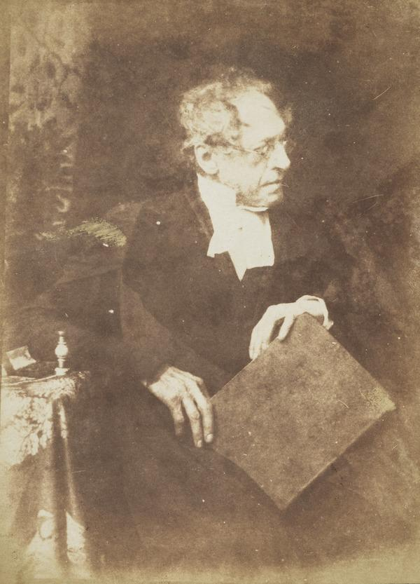 Rev. Dr Henry Grey, 1778 - 1859. Of St Mary's, Edinburgh; Free Church minister [a] (1843 - 1847)