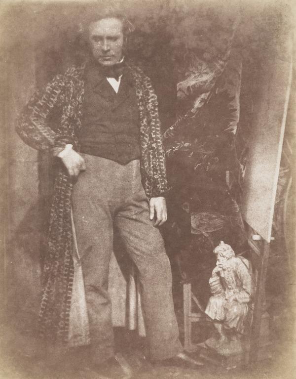 Sir George Harvey, 1806 - 1876. Artist [a] (1843 - 1847)