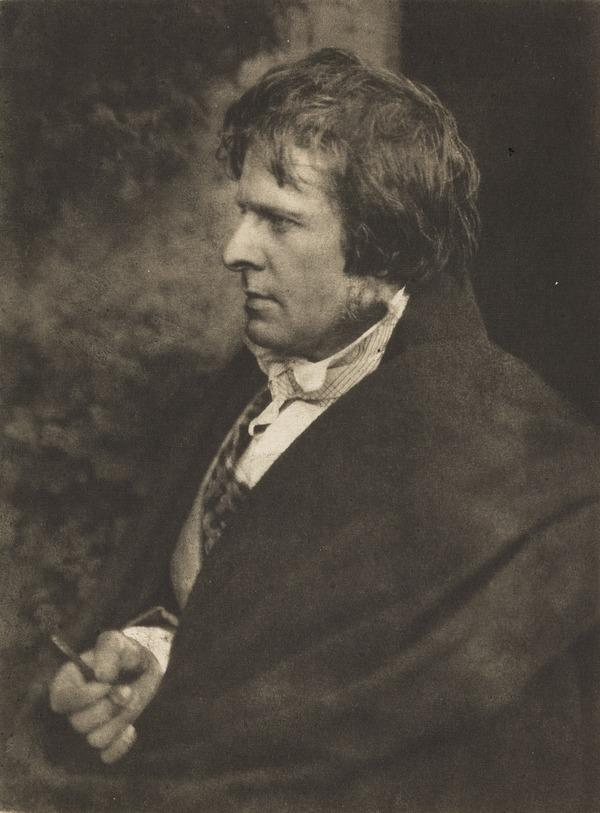 David Octavius Hill, 1802 - 1870. Artist and pioneer photographer [v] (1843 - 1847)