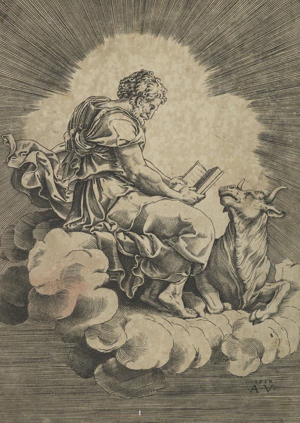 St Luke (1518)