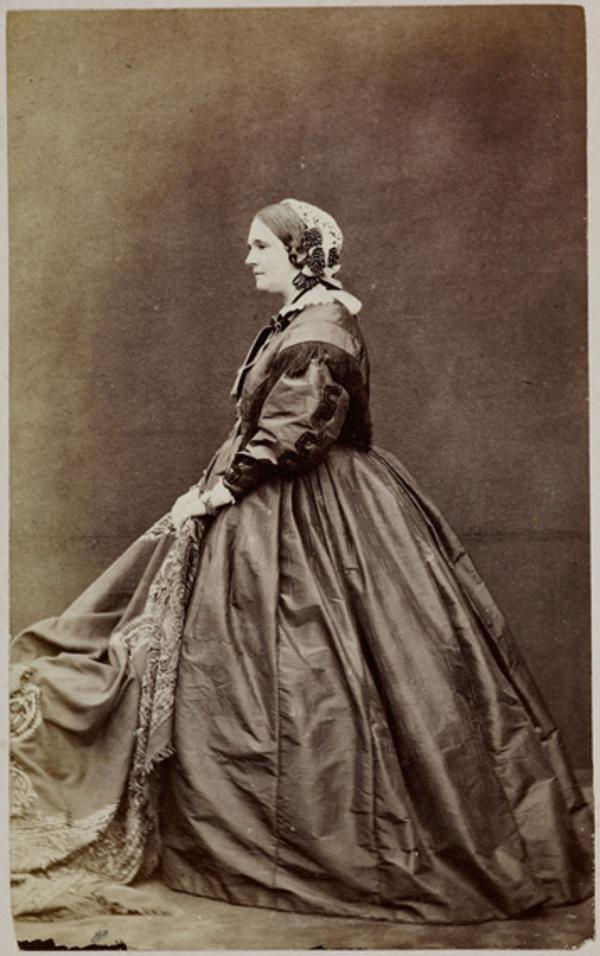 Lady Louisa Moncrieffe (August 1863)