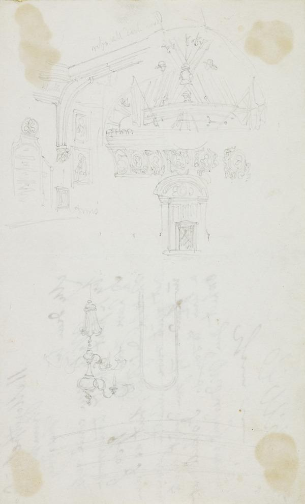 Sketches of a Great Hall