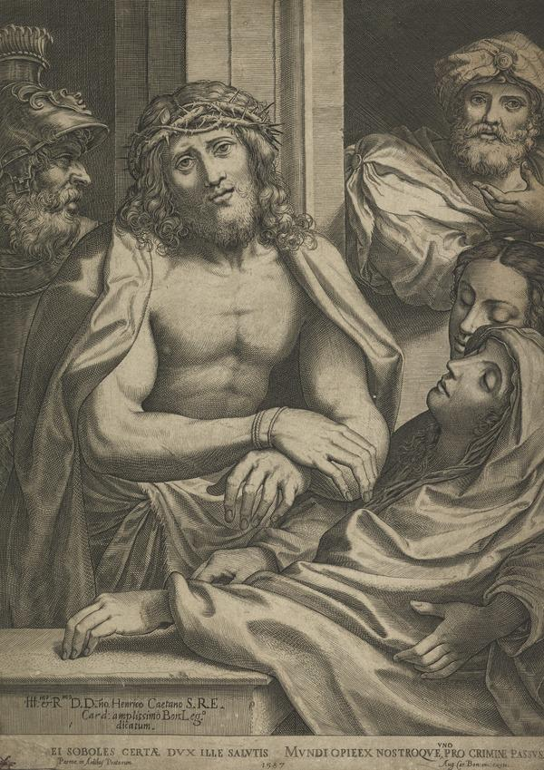 Ecce Hommo (1587)