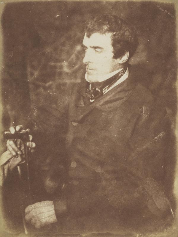 John Gibson Lockhart, 1794 - 1854. Son-in-law and biographer of Scott [b]