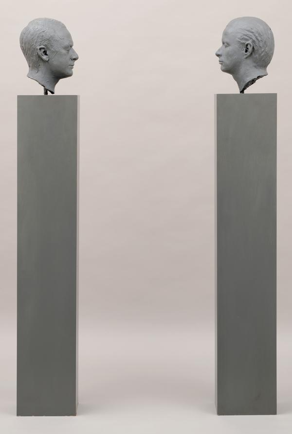 Two Sculptures for a Room by Palermo (1971)