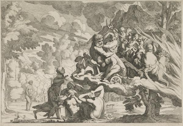 Rape of Prosepini
