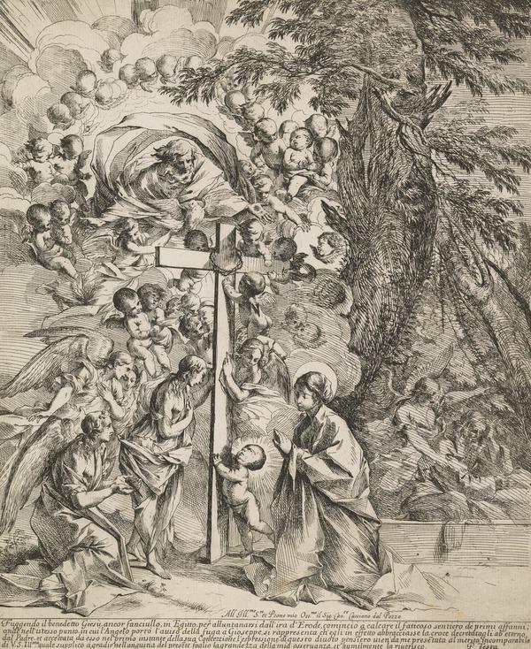 Dream of St Joseph (B4)