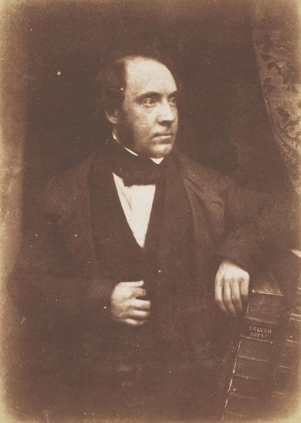 Rev. George Lewis, 1803 - 1879. Of Dundee and Ormiston; Free Church minister; editor of the Scottish Guardian [a]