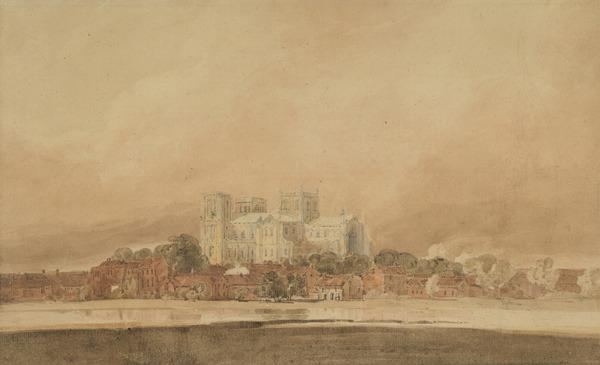 Ripon Cathedral (About 1796)