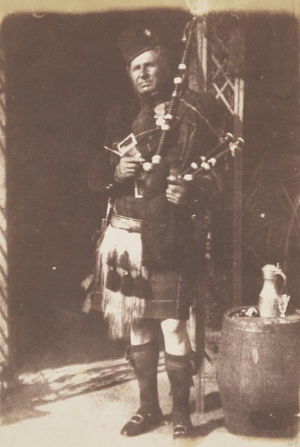 John Ban MacKenzie, c 1797 – 1864. Piper to the Marquis of Breadalbane and the Highland Society [b] (1843 - 1847)