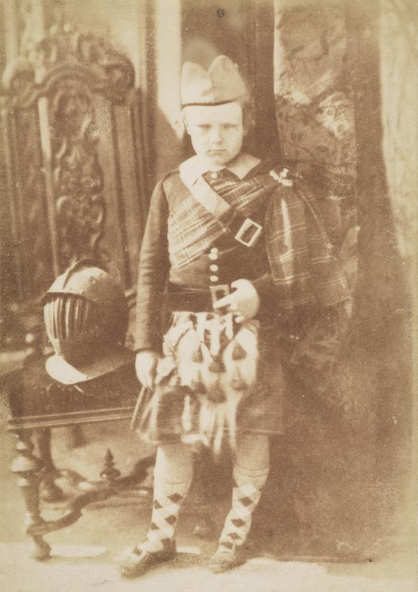 Jimmy Miller. Son of Professor Miller [d] (1843 - 1847)