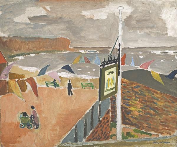 Eyemouth Sea Shore, Jour de Fête (1948)