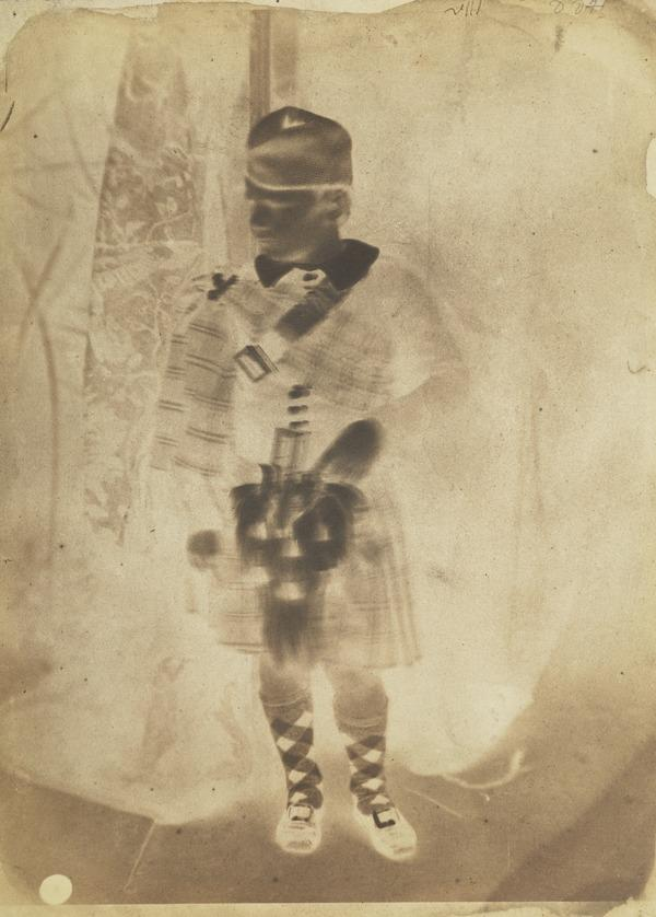 Jimmy Miller. Son of Professor Miller [a] (1843 - 1847)