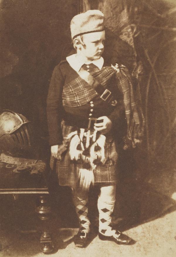 Jimmy Miller. Son of Professor James Miller [b] (1843 - 1847)