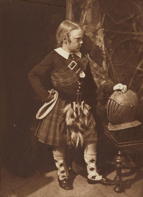 Jimmy Miller. Son of Professor Miller [c] (1843 - 1847)