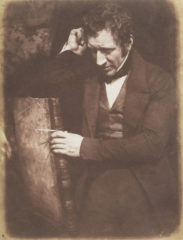 James Nasmyth, 1808 - 1890. Inventor of the steam hammer (About 1844)