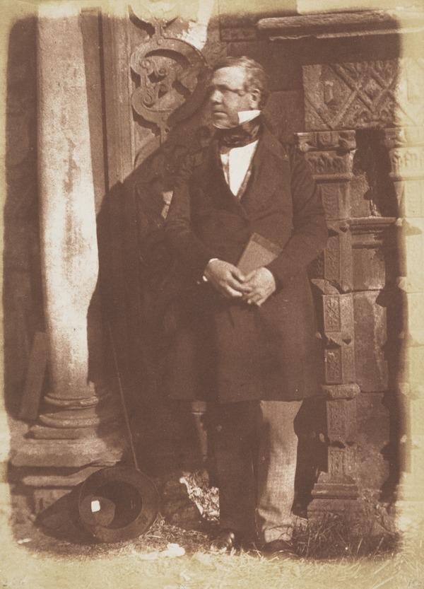David Roberts, 1796 - 1864. Artist (1843 - 1847)