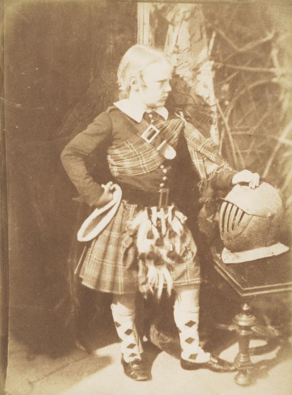 Jimmy Miller, son of Professor James Miller [c] (1843 - 1846)