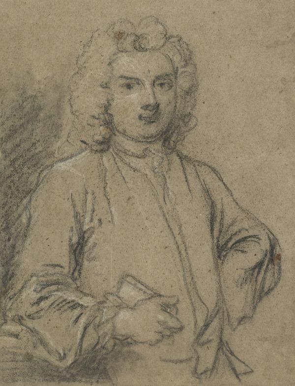 Study of a Man's Portrait