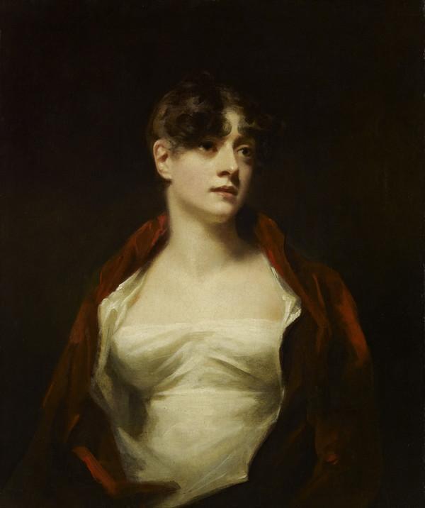 Margaritta MacDonald, Mrs Robert Scott Moncrieff (died 1824)
