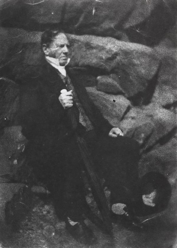 Unknown man 42 (1843 - 1847)