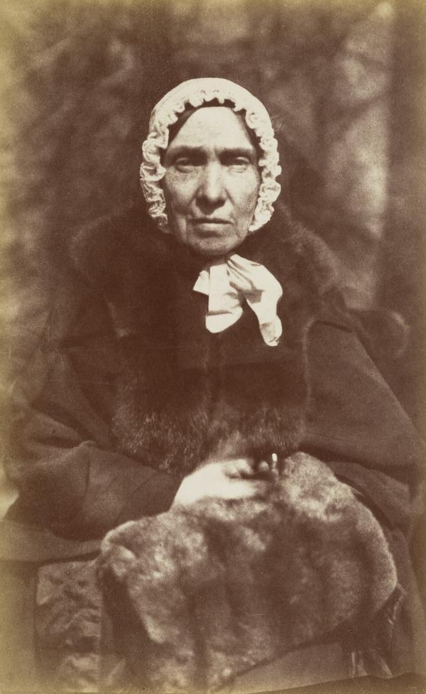 Mrs Isabella (Burns) Begg, 1771 - 1858. Youngest sister of Robert Burns [a]