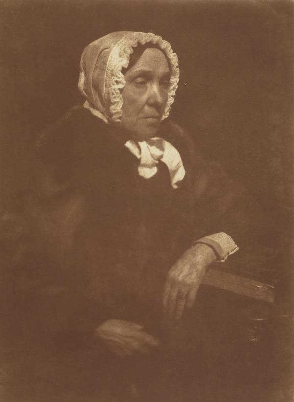 Mrs Isabella (Burns) Begg, 1771 - 1858. Youngest sister of Robert Burns [b] (1843 - 1847)