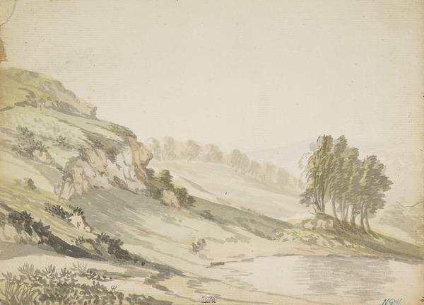 Landscape with Loch (1748)