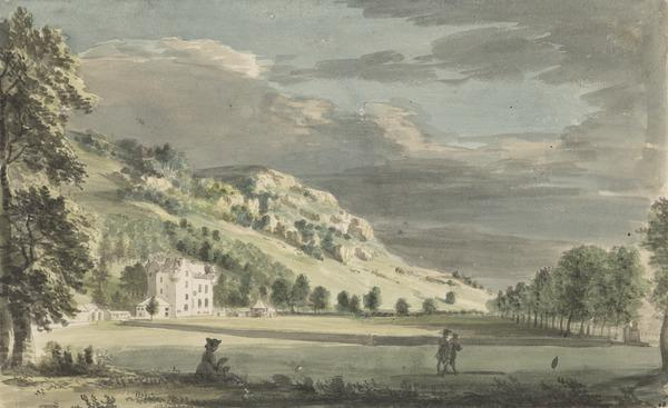 Castle Menzies (Dated 1748)