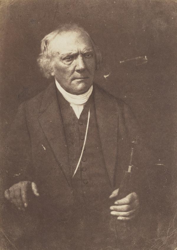 Rev. Thomas Chalmers, 1780 - 1847. Preacher and social reformer [f]